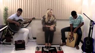 Sheila Oliveira - Ensaio Acústico - Sonda-me
