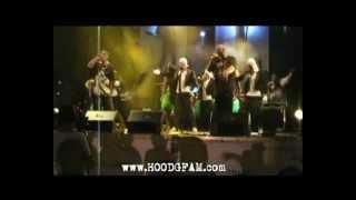 Hoodini & Fang - Po Cial Den (Live)