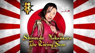 "WWE - Shinsuke Nakamura ""The Rising Sun"" Theme Song (AE)"