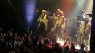 Israel Vibration & Roots Radics - Buenos aires - ( La trastienda ) 17-11-2016 - Cool & calm