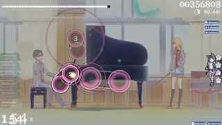 OSU! Shigatsu Wa Kimi No Uso - Nanairo Symphony | Opening 2 [HARD]