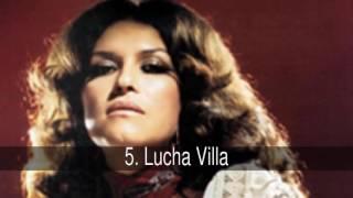 Las mejores cantantes de rancheras mejicanas