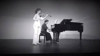 Clair de Lune (live violin arrangement)