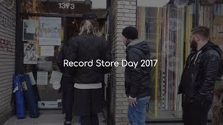 Record Store Day 2017 - Montreal @ Aux 33 Tours