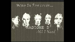 Radiohead - All I Need (Instrumental cover by RealRate)