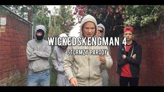 STORMZY [@STORMZY1] WICKEDSKENGMAN PART 4 | PARODY!!!