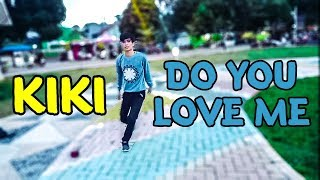 DRAKE - KIKI DO YOU LOVE ME - IN MY FEELINGS - DANCE IN PUBLIC - DANCE COVER BY NUGI ANUGRAH