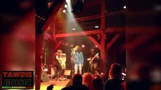 Chronixx Live Performance In Hamburg, Germany - July 2016 (HIGHLIGHTS)