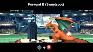 Project M: Charizard Demonstration