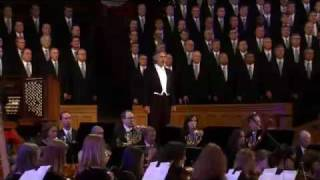Andrea Bocelli and David Foster Record with Mormon Tabernacle Choir