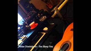 Ten Sharp - You (Milan Dimitrijevic Guitar Cover)