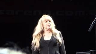Fleetwood Mac - Bows & Stevie Speaks (Sydney, 25.10.2015)