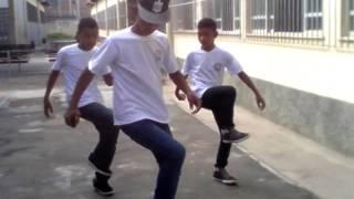 Os mais novos dançarino swinguetto