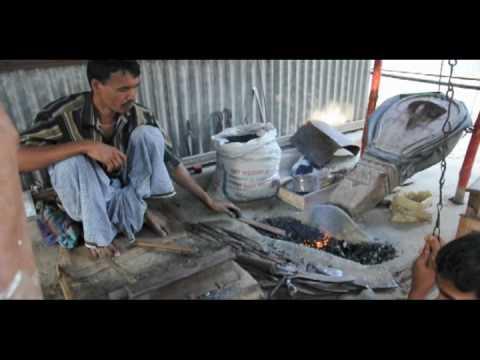 Sonargaon-Blacksmith.mov
