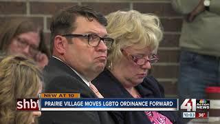 Non-discrimination ordinance advances in PV