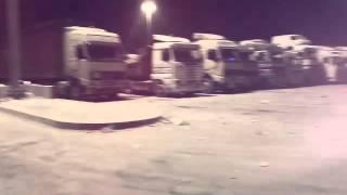 Silla border UAE at 1am (midnight) width=