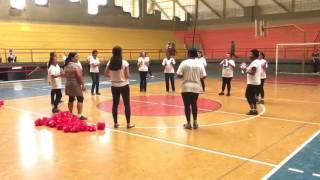 Dança Sênior - O italiano para garrafas. I Encontro Pedroleopoldense de Práticas Integrativas Saúde