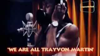 Jah Cure - Stronger Than Before @ 'Trayvon Martin (**BIG TUNE**)