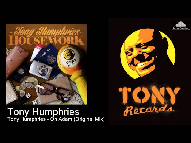 Audio de Tony Humphries - Oh Adam