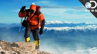 This Is What Happens To Your Body At High Altitudes