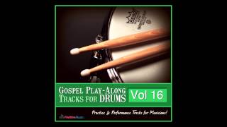 Brighter Day (C) [Originally by Kirk Franklin] [Drums Play-Along Track]