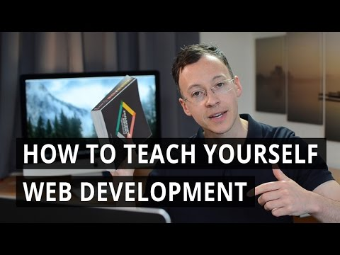 How to teach yourself web development