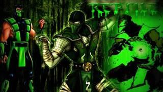Mortal Kombat 2011 Character Themes - Reptile