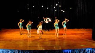 Gala Academia Ichallah 2011 ~ La Boda (bachata)