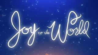 Joy To The World - WITH LYRICS -  Christmas Song For kids