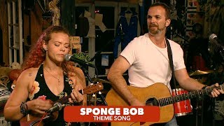 Sponge Bob — Theme Song (Live Acoustic Cover) - [1/4]