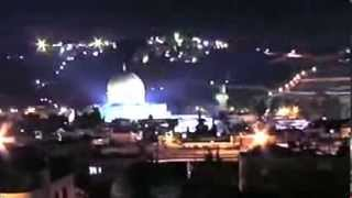 Close-Up Footage of UFO in Jerusalem - Dome of the Rock