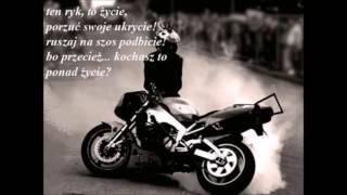 Anusz - Historia o miłości motocyklisty