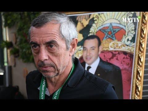 Alain Giresse : «C'est toujours difficile de venir jouer au Maroc»