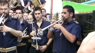 solo de trompeta de la am nuestra señora de la encarnacion ( san benito) 2011