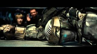 Real Steel starring Hugh Jackman - Official Trailer