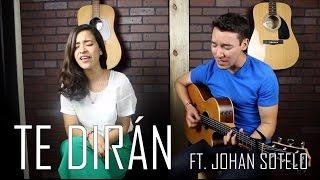 Te Dirán - La Adictiva (cover) Natalia Aguilar con Johan Sotelo