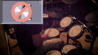 [Hatsune Miku] Two faced lovers - 裏表ラバーズ (Drum Cover)