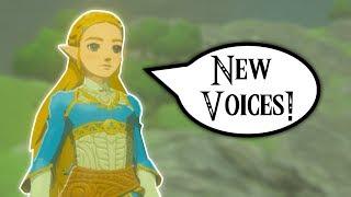 Zelda New Voices Demonstration