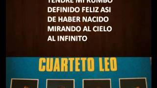KARAOKE DE EL CUARTETO LEO YO RENACERE