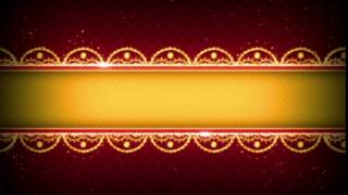 Free Wedding background, Free HD Lower Third, video Animation for Title  - TEXT BACK 015
