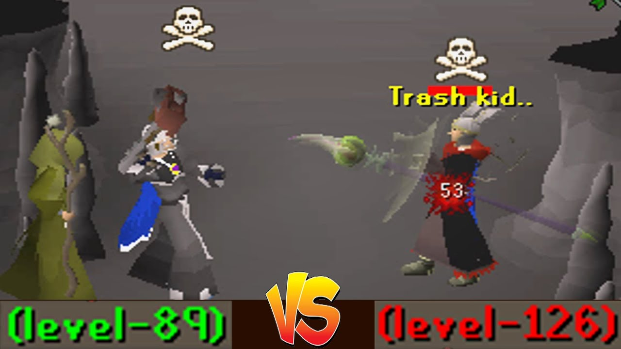 Meter - This Runescape Account Destroys Salty Pkers