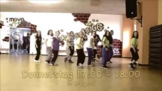 Scream - Usher || Hilty & Bosch Showcase Locking & Popping || URBAN DANCE CAMP