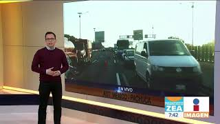 Accidente en la carretera México-Pachuca deja 12 muertos | Noticias con Francisco Zea