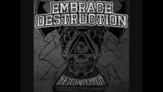 Embrace Destruction - Reign Of Terror (feat. Matthi from Nasty) with lyrics