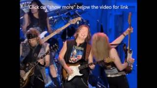 "Iron Maiden's song ""Hallowed Be Thy Name"" lawsuit Phantom Management responds.."