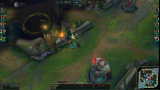 League of Legends Ivern Q dash bug