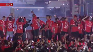 Benfica win fourth straight Portuguese title (2016/2017)