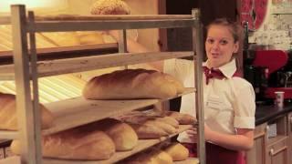 Tag in der Bäckerei: Berufsbild Bäckereifachverkäufer/in
