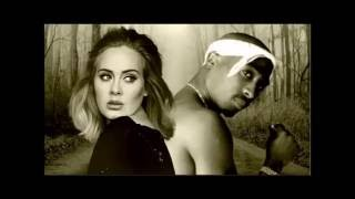 2pac Ft Adele   Hello To Changes