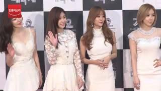 에일리(Ailee), 시크릿(Secret),AOA 섹시한 여전사들의 대결_141226 KBS 가요대축제